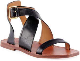 Chloé Virginia Flat Strappy Sandals