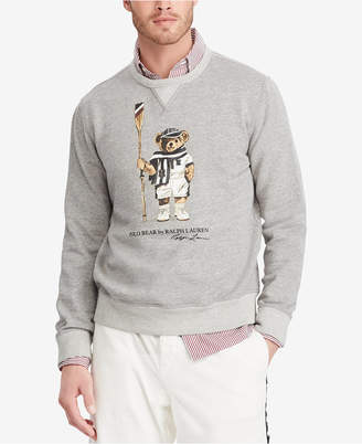 Polo Ralph Lauren Men's Big & Tall Polo Bear Sweatshirt