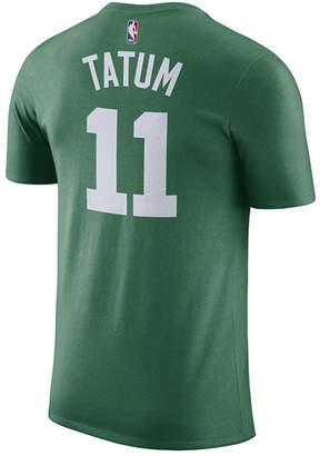Nike Men's Jayson Tatum Boston Celtics Name & Number Player T-Shirt
