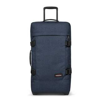 Eastpak Tranverz Double Denim Soft-Side Suitcase Medium