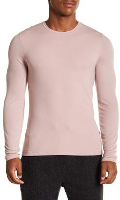 c8732cc2 ATM Anthony Thomas Melillo Modal Ribbed Long Sleeve Tee