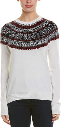 Brooks Brothers Wool & Cashmere-Blend Sweater