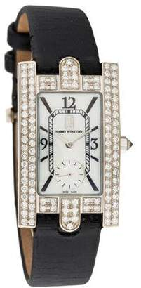 Harry Winston Avenue Watch