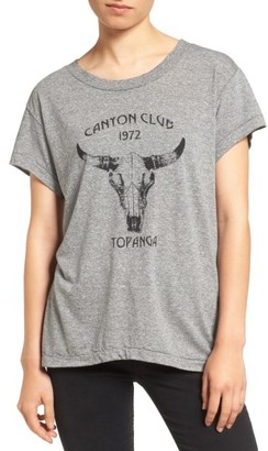 Women's Current/elliott Graphic Tee $108 thestylecure.com