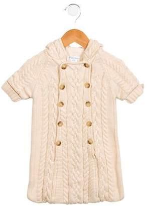 Ralph Lauren Girls' Cable Knit Sleep Bag