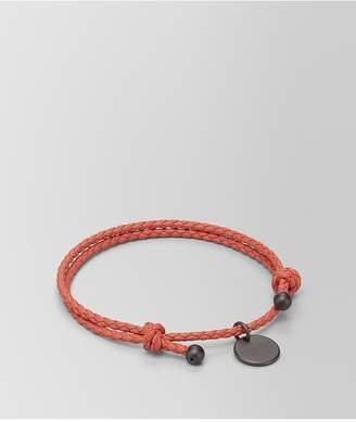 Bottega Veneta Hibiscus Intrecciato Nappa Bracelet