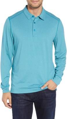 Cutter & Buck Matthew DryTec Long Sleeve Polo