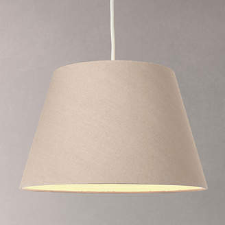 John Lewis & Partners Chrissie Tapered Lampshade