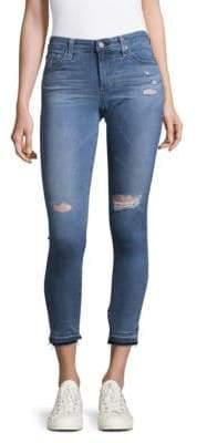AG Jeans Rev Denim Skinny Jeans