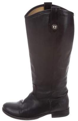Frye Round-Toe Riding Boots