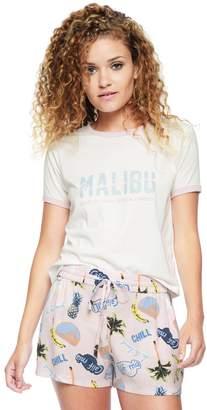 Juicy Couture Malibu Graphic Tee