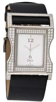 Christian Dior Rectangle Chris 47 Watch