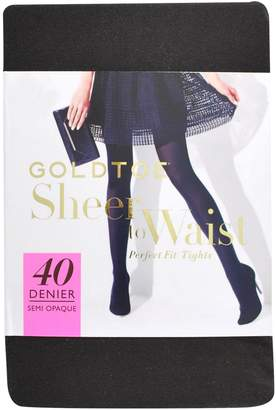 Gold Toe Goldtoe 40 Denier Control Top 3D Tights