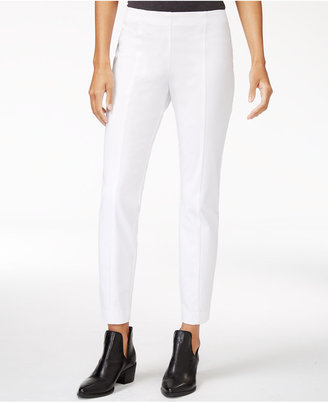 Maison Jules Bi-Stretch Pull-On Pants, Only at Macy's $49.50 thestylecure.com