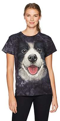 The Mountain Women's Big Face Border Collie Puppy
