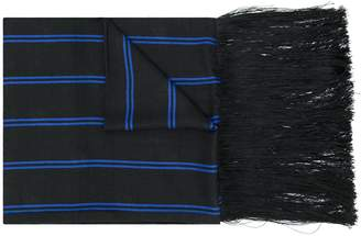 McQ Flaming Swallow scarf