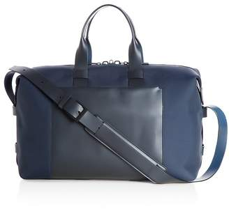 TROUBADOUR GOODS Fabric and Leather Weekender