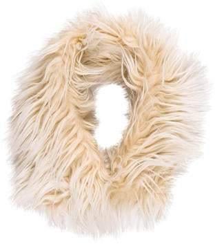 Dries Van Noten Faux-Fur Collar