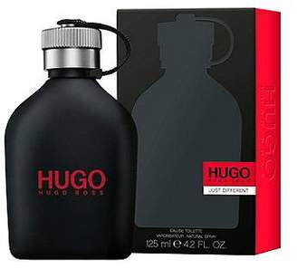 HUGO BOSS HUGO Just Different eau de toilette 125ml