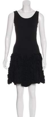 Christian Dior Sleeveless Wool Dress