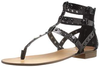 Kensie Women's Billie Gladiator Sandal $12.29 thestylecure.com