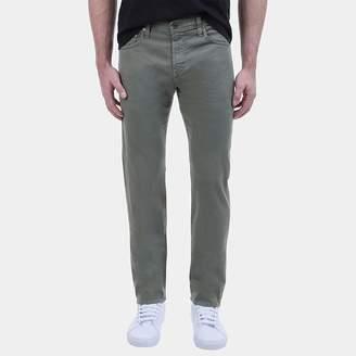 AG Jeans Matchbox Jean in Sulfur Harvest Olive
