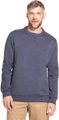 G.H. Bass Men's Classic-Fit Mountain Fleece Soft-Touch Crewneck Top