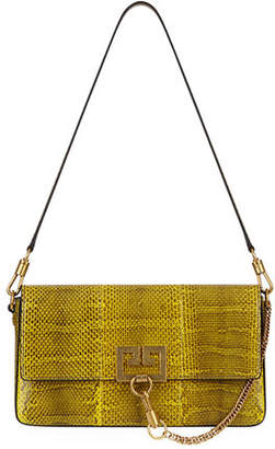 Givenchy Charm Small Snake Shoulder Bag