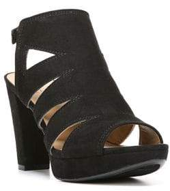 Naturalizer Etta Strap Heeled Sandals