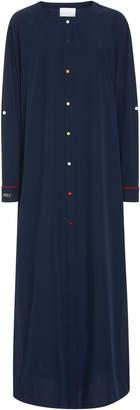 Blend of America PIU Lifestyle Monogram Long Cotton Tunic