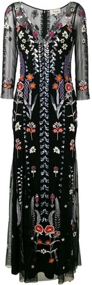 Temperley London Finale embellished dress