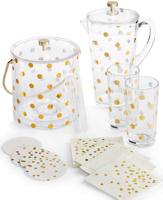 Kate Spade Gold Dots Collection