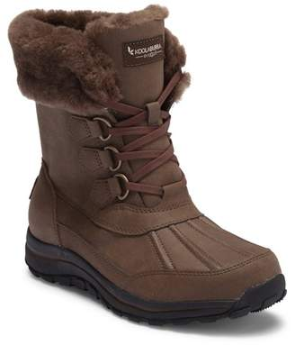 Koolaburra BY UGG Neda Genuine Sheepskin Fur Waterproof Winter Boot
