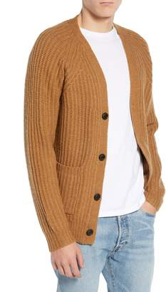 French Connection Supersoft Wool Blend Cardigan