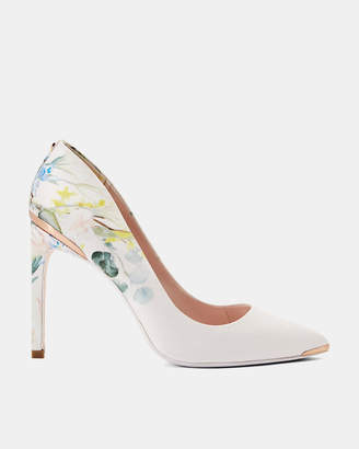 Ted Baker MELNIP Printed high heel courts