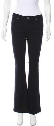 IRO Mid-Rise Flared Jeans