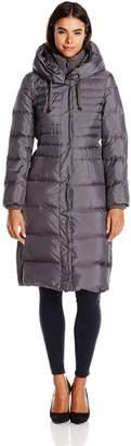 Fleet Street Ltd. Women's Long Maxi Down Coat