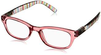 Breed Peepers Unisex-Adult Rare 267125 Rectangular Reading Glasses