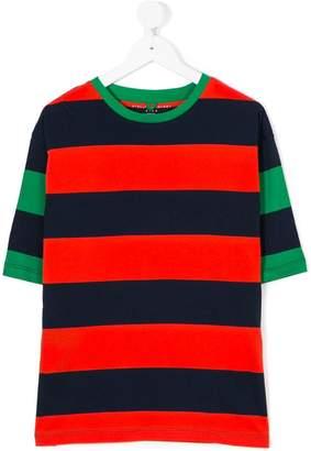Stella McCartney striped T-shirt dress