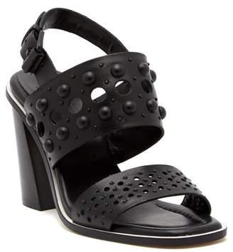 Donald J Pliner Estee Ankle Strap Heeled Sandal