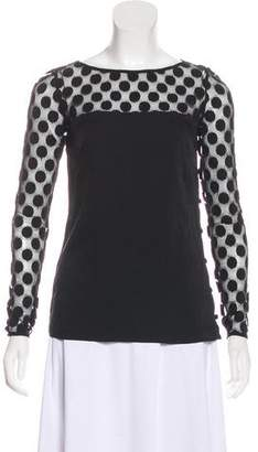 Milly Silk Top