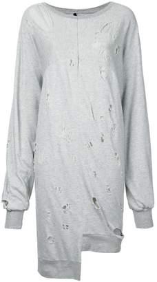 DAY Birger et Mikkelsen Unravel Project raglan sweatshirt dress