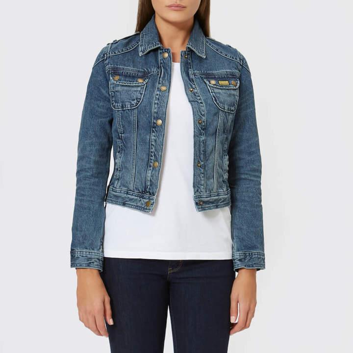 International Women's Durness Casual Denim Jacket