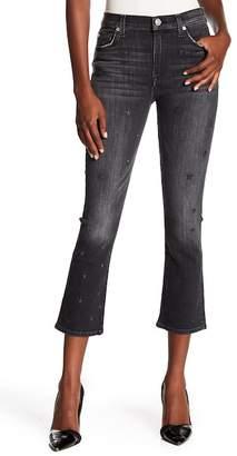 Hudson Harper High Rise Crop Jeans