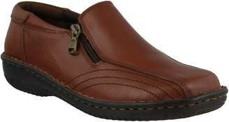 Spring Step Slip-on Leather Shoes - Floriano