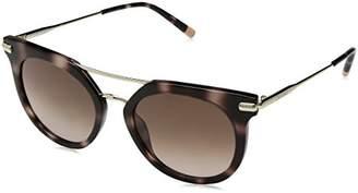 Calvin Klein Women's Ck1232s Round Sunglasses