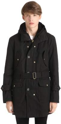 Eskimo Maxi Anti-Drop Cotton Coat