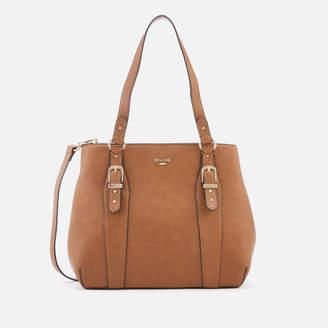 Dune Women's Dakess Medium Buckle Detail Tote Bag