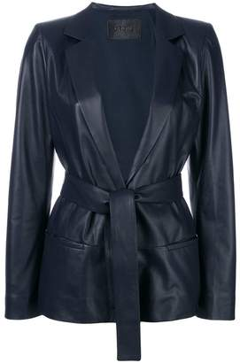 Drome fitted belted blazer