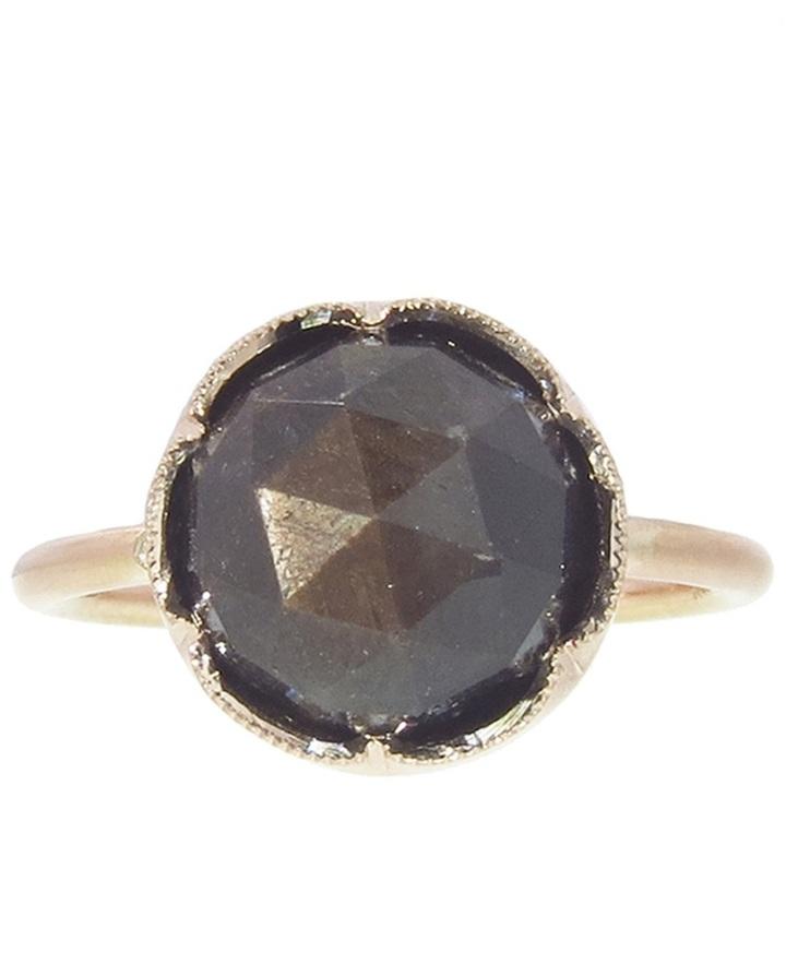 Irene Neuwirth sapphire ring
